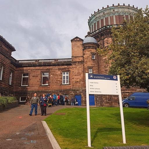 Королевская обсерватория Эдинбурга