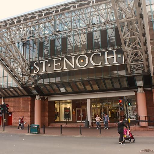 Торговый центр St. Enoch
