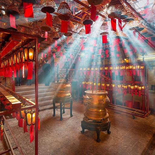Храм Ман Мо