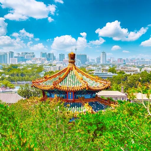 Гора и парк Цзиншань