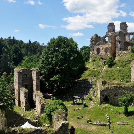 Крепость Девичий Камень