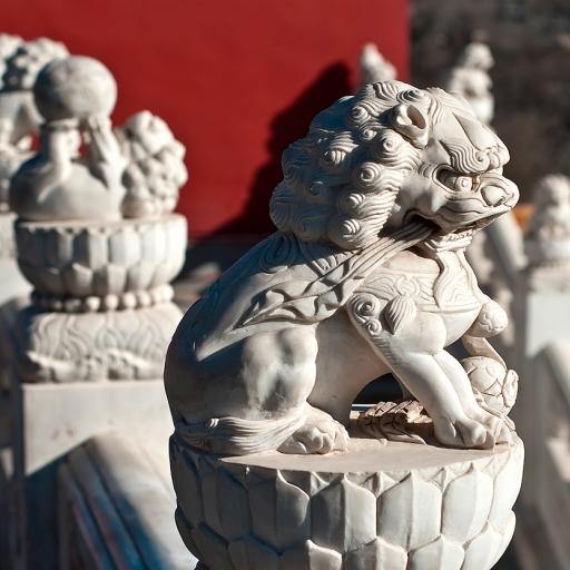 Восемь великих храмов