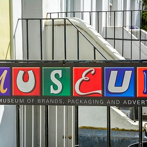 Музей торговых марок, упаковки и рекламы