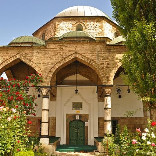 Мечеть Хаваджи-Дарака
