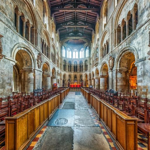 Церковь Святого Варфоломея Великого