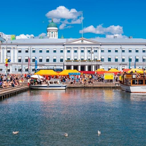 Хельсинки Сити Холл