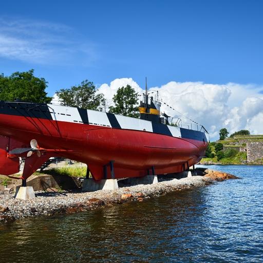 Подводная лодка Весикко
