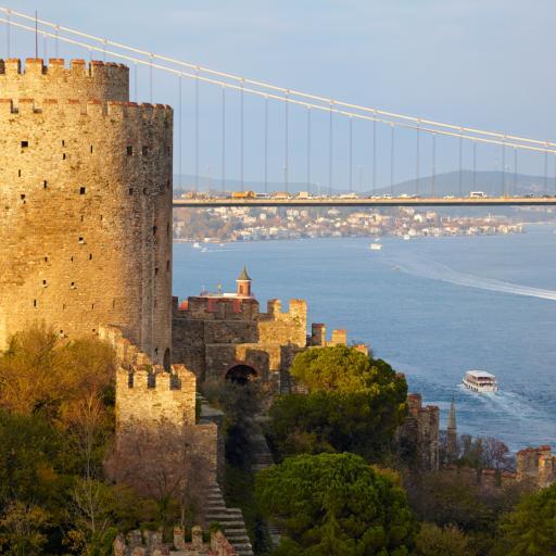 Мост султана Мехмеда Завоевателя