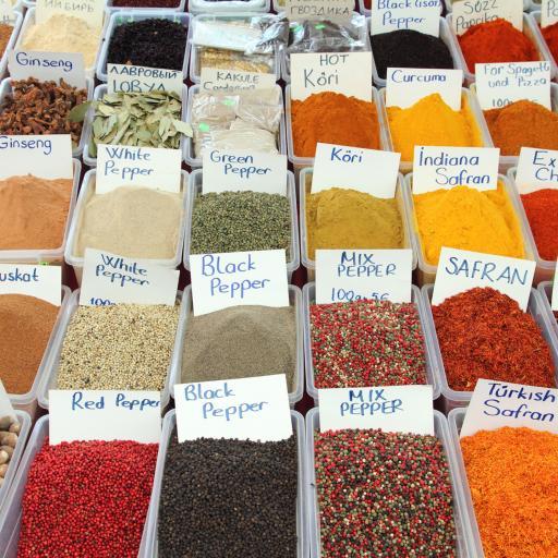 Египетский базар/Рынок специй