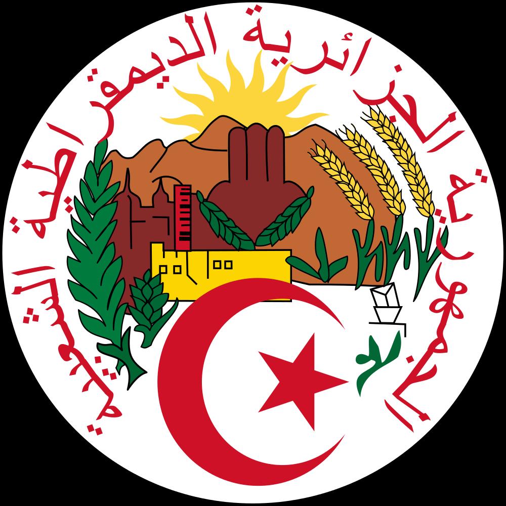 Герб: Алжир