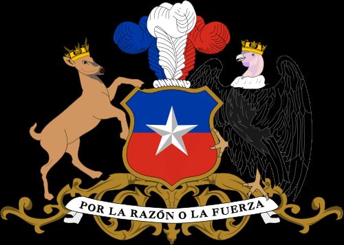 Герб: Чили