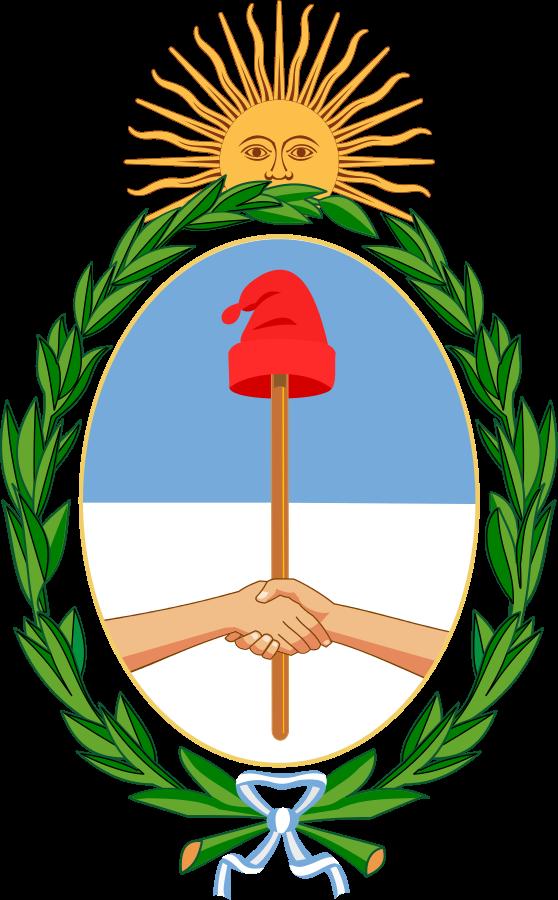 Герб: Аргентина