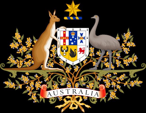 Герб: Австралия