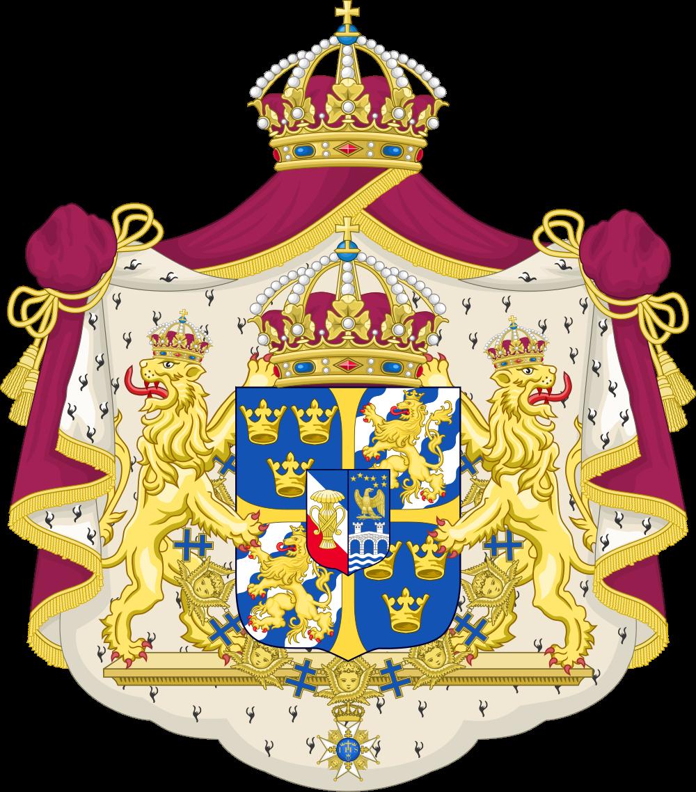 Герб: Швеция