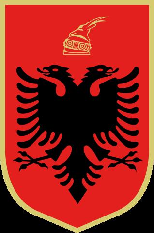 Герб: Албания