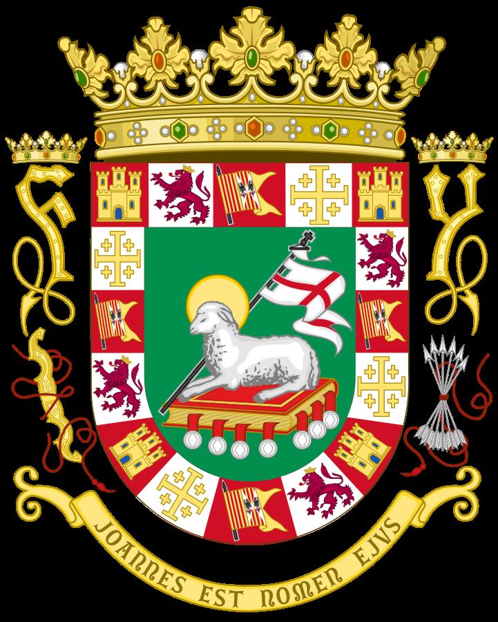 Герб: Пуэрто-Рико