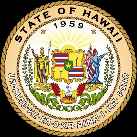 Герб: Гавайи