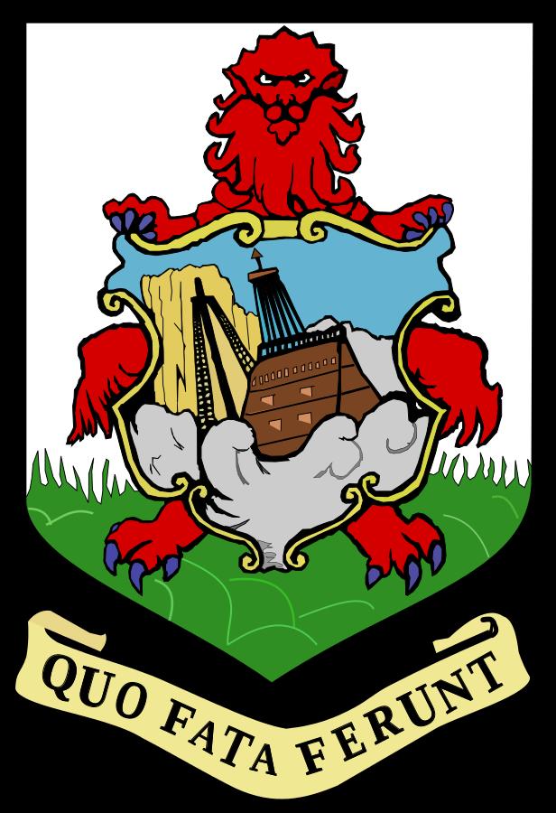 Герб: Бермудские острова