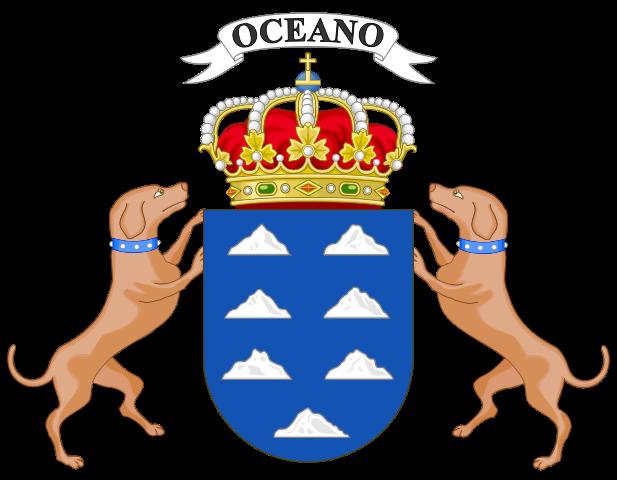Герб: Канарские острова