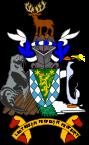 Герб: Южная Георгия и Южные Сандвичевы острова