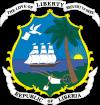 Герб: Либерия
