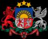 Герб: Латвия
