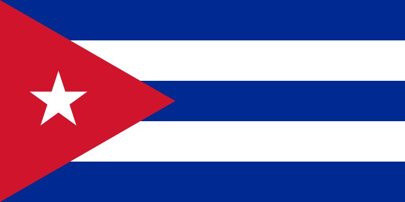 Флаг: Куба