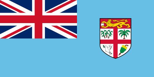 Флаг: Фиджи