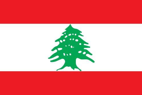 Флаг: Ливан