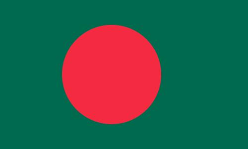 Флаг: Бангладеш