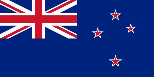 Флаг: Новая Зеландия
