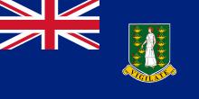 Флаг: Британские Виргинские острова
