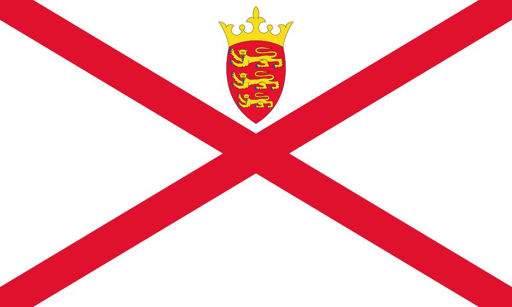 Флаг: Джерси