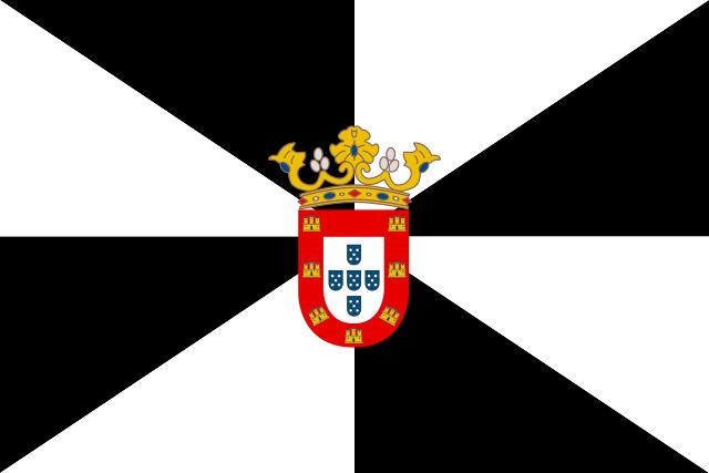 Флаг: Сеута