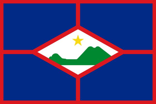 Флаг: Синт-Эстатиус