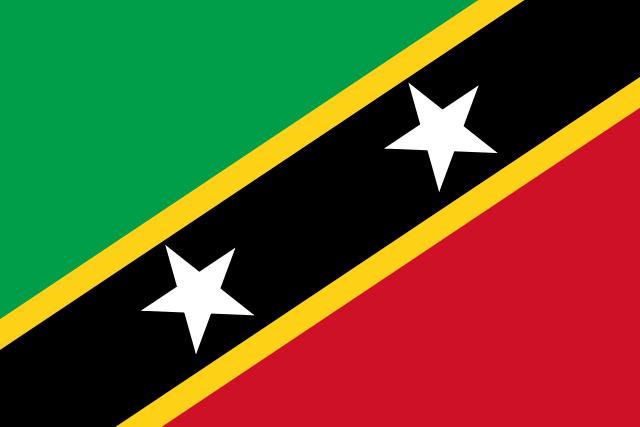 Флаг: Сент-Китс и Невис
