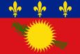 Флаг: Гваделупа