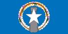 Флаг: Северные Марианские острова