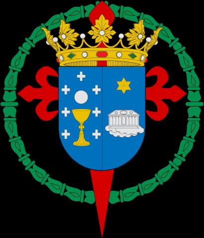 Герб: Испания