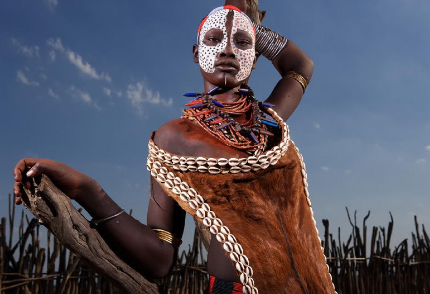 Самобытные, дикие и первобытные племена и народы