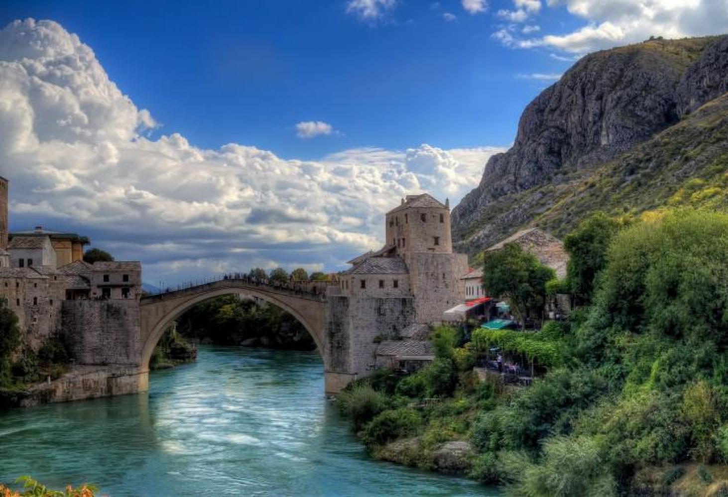 Старинные и красивые мосты мира