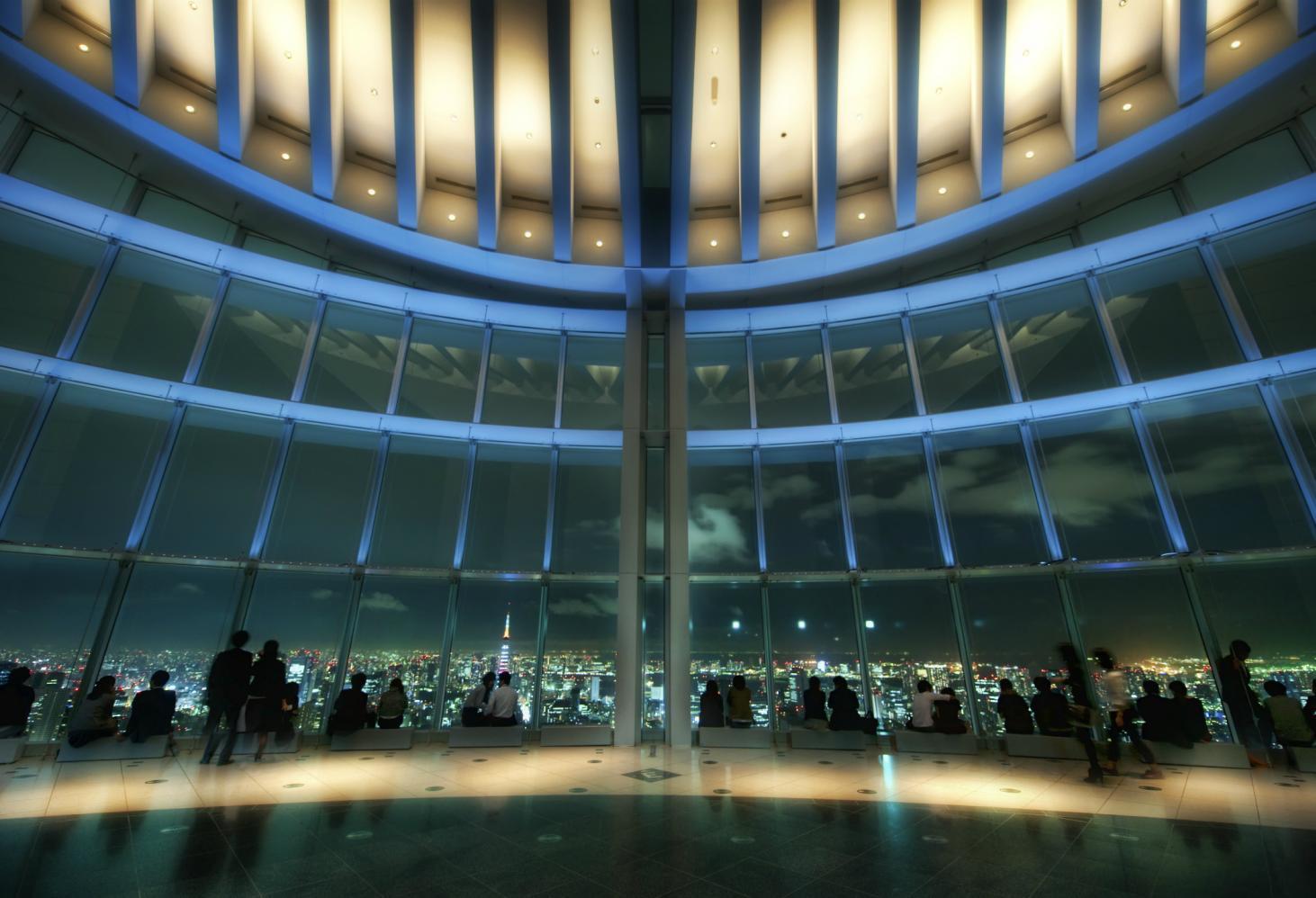 Крыши Мира – 12 смотровых площадок