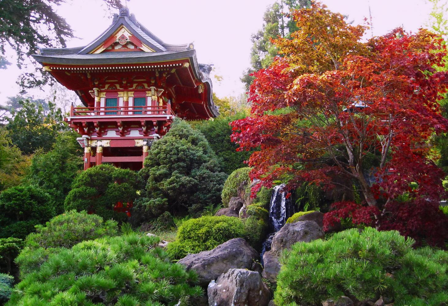 10 самых красивых городских парков