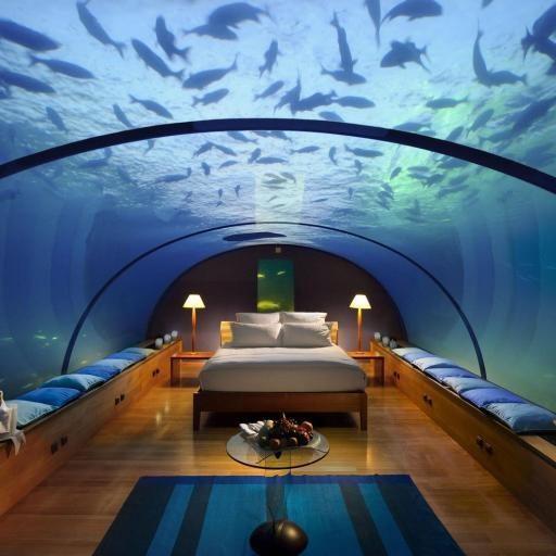 Самые необычные отели