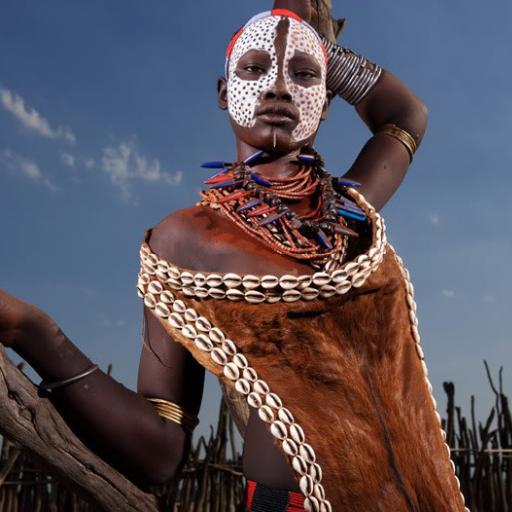 Самобытные племена и народы