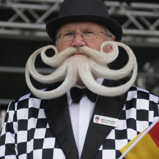 Международный чемпионат бород и усов