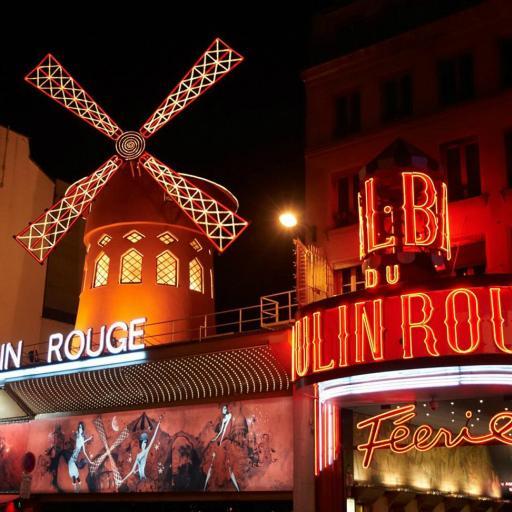 Знаменитые кабаре Парижа