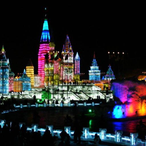 Международный ледовый фестиваль в Харбине