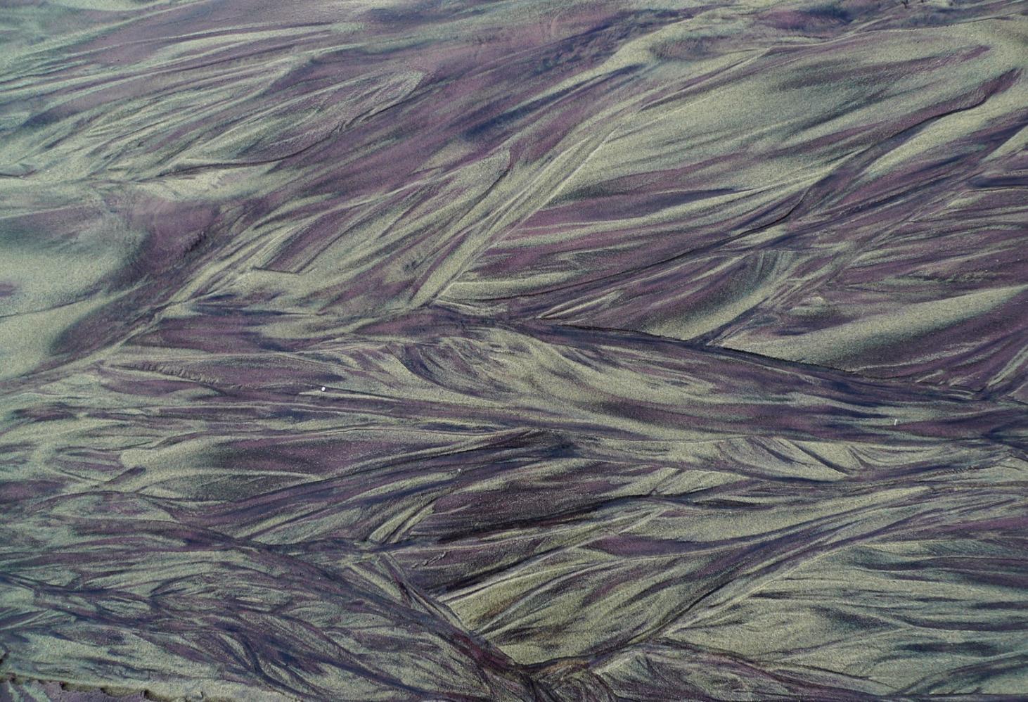 Фиолетовый пляж  Пфайффер Бич, Калифорния