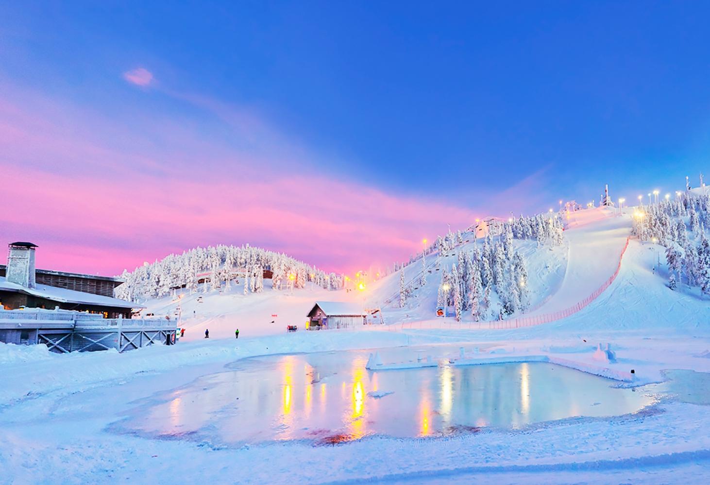 Горнолыжные курорты Лапландии